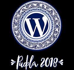 Logo Wordpress Puebla