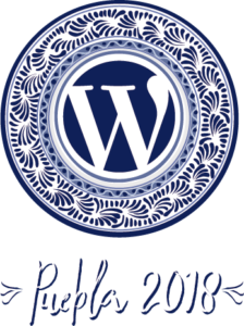 Logo Wordpress Puebla